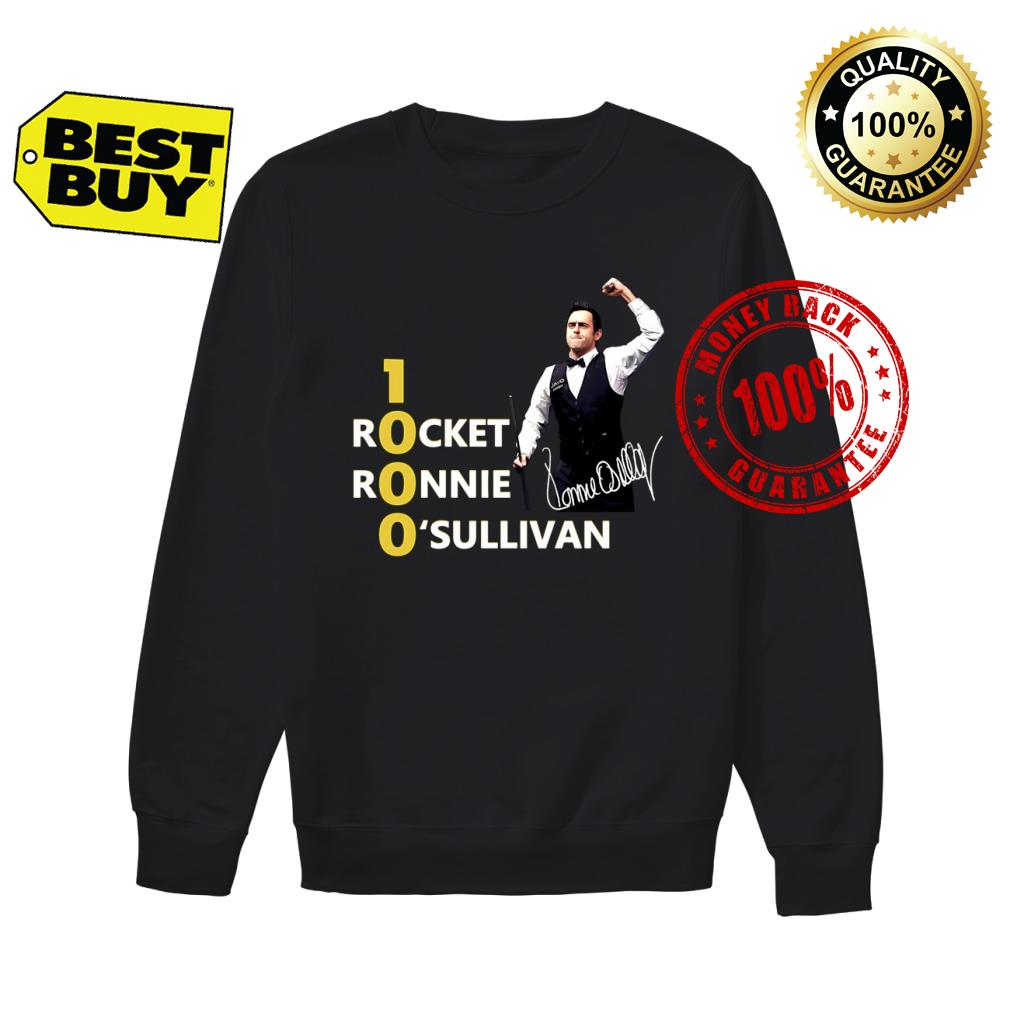 1000 Rocket Ronnie O_Sullivan shirt sweater