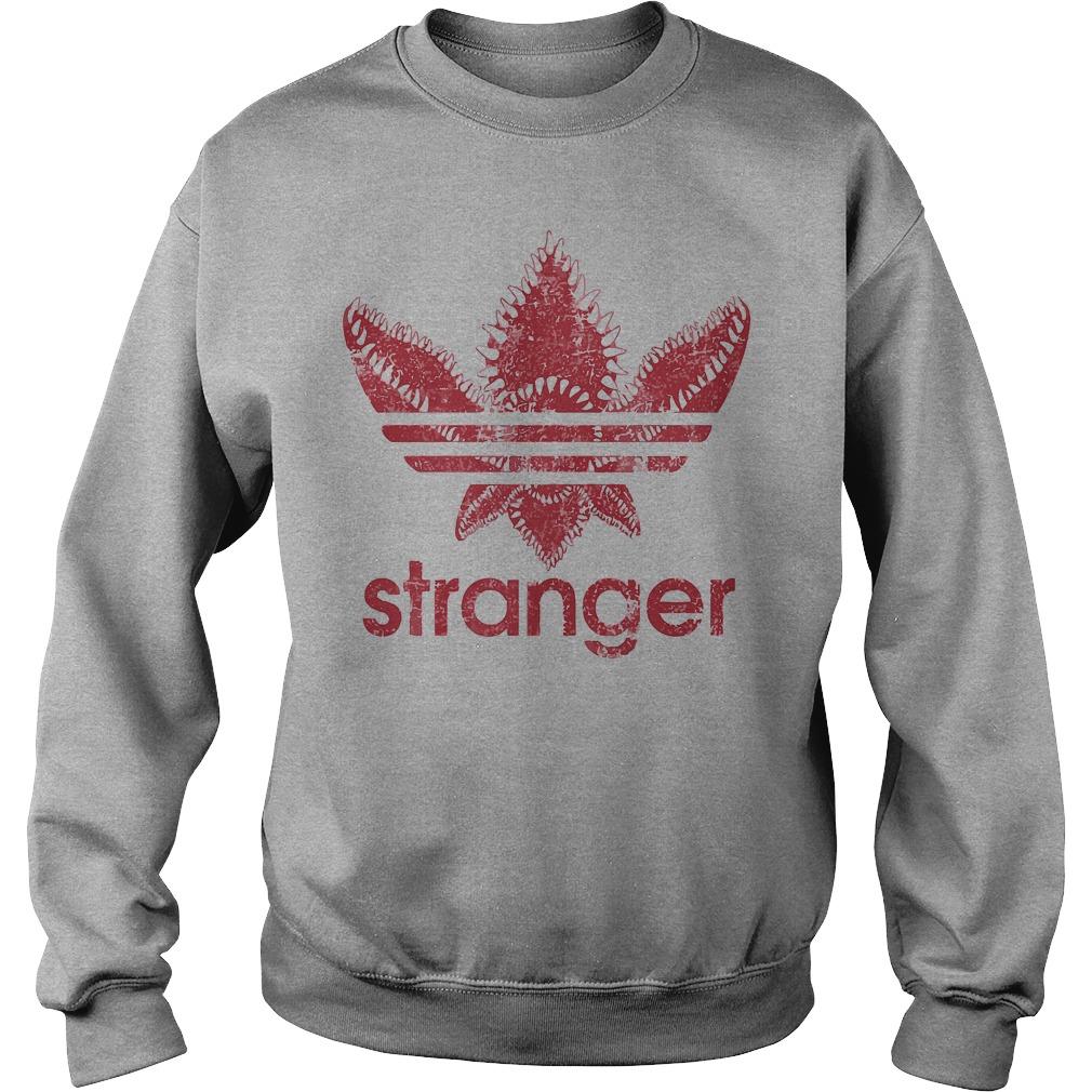 Adidas stranger things sweater