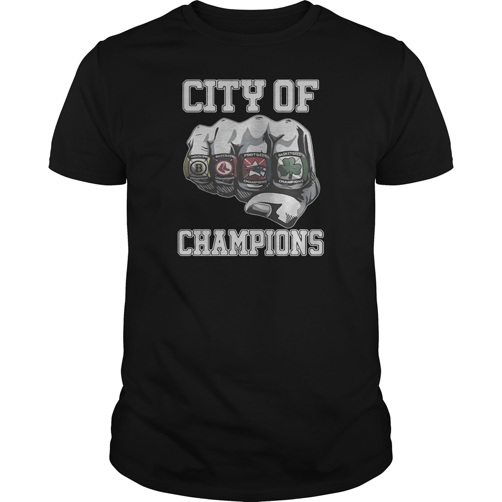 Best City Of Champions boston sports teams citizen shirt tank top