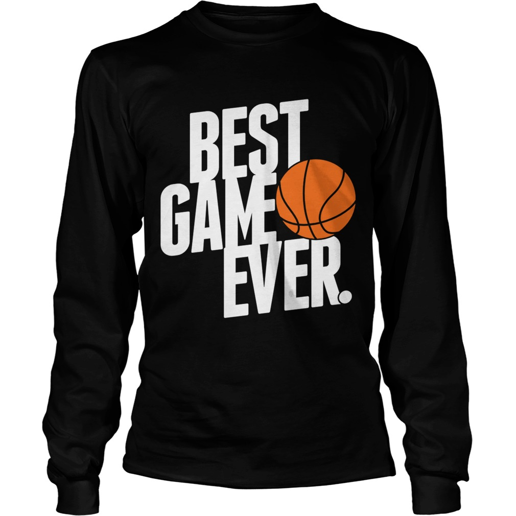Best Game Ever Longsleeve Tee
