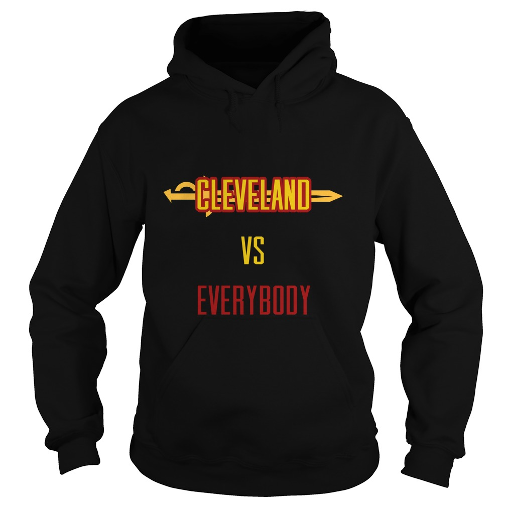 Cleveland Vs Everybody Hoodie