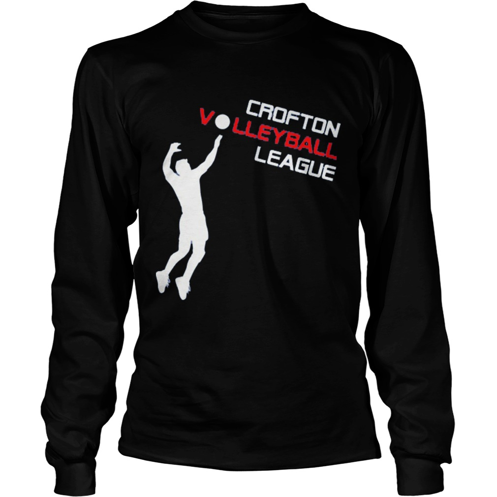 Crofton volleyball league long sleeve