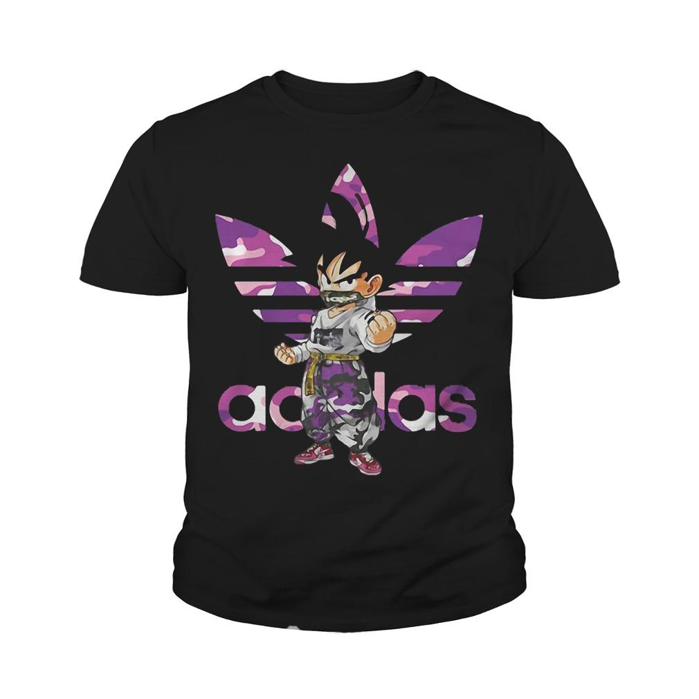 adidas songoku shirt