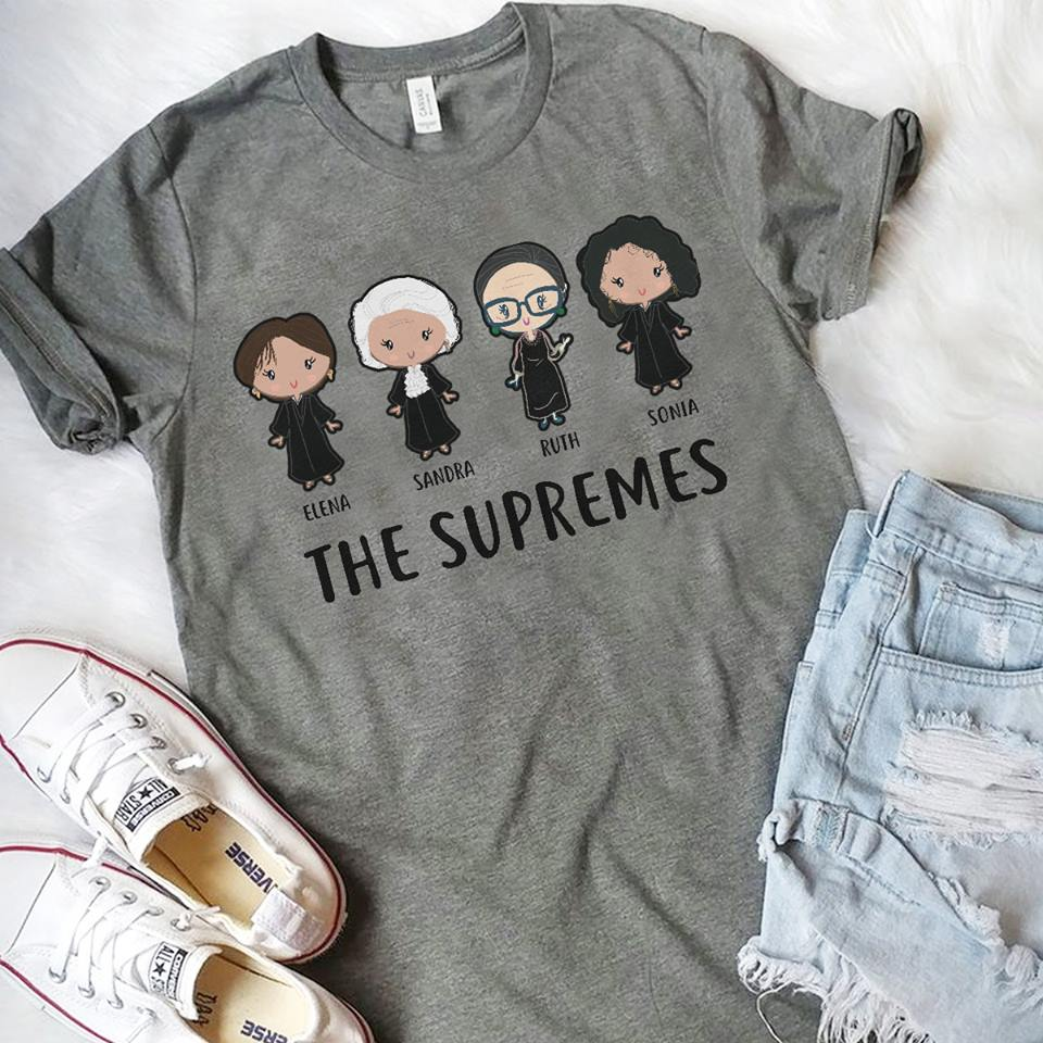 05f5afc1d1f7 Official Elena Sandra Ruth and Sonia the Supremes shirt, hoodie and ...