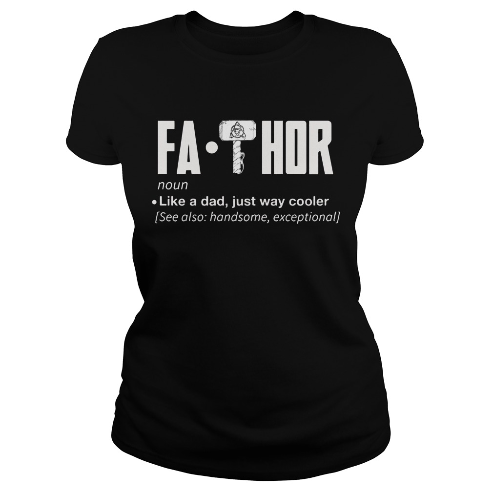 Fa Thor Ladies Shirt