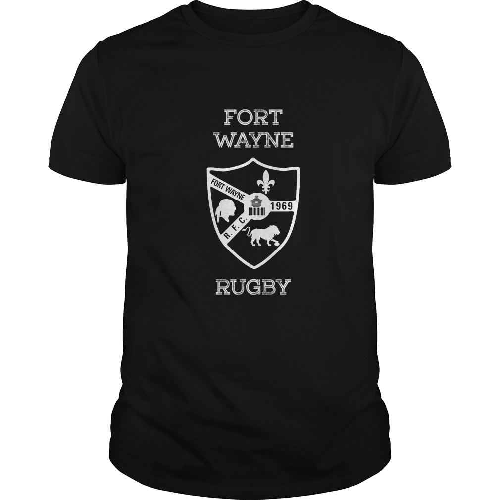 Fort Wayne rugby shirt