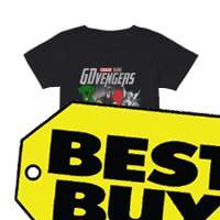Great Dane Gdvengers Avenger shirt ladies tee