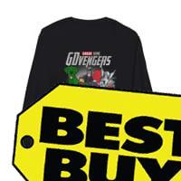 Great Dane Gdvengers Avenger shirt Long sleeved