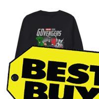 Great Dane Gdvengers Avenger shirt sweater