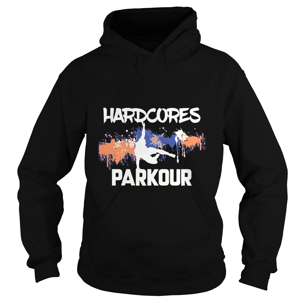 Hardcores Parkour Hoodie
