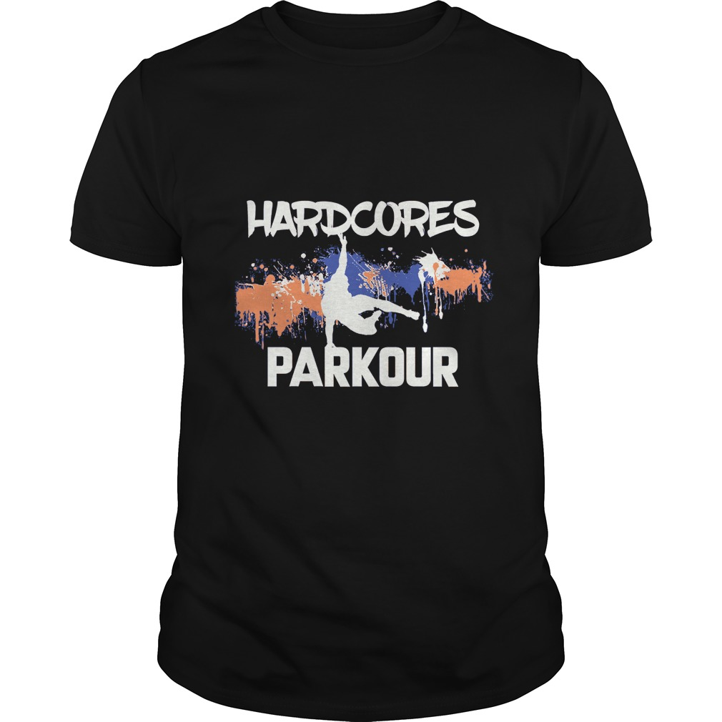 Hardcores Parkour Shirt