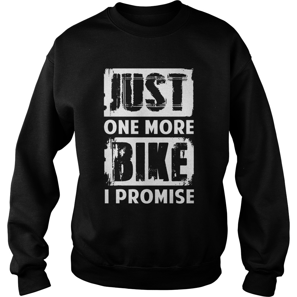 Just one more bike I promise sweater