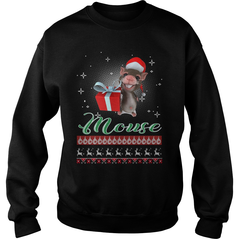 Ugly Christmas Sweater T Shirt