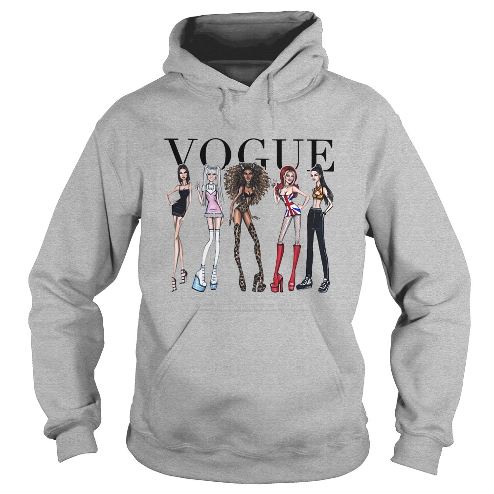 Official Spice Girls Vogue hoodie