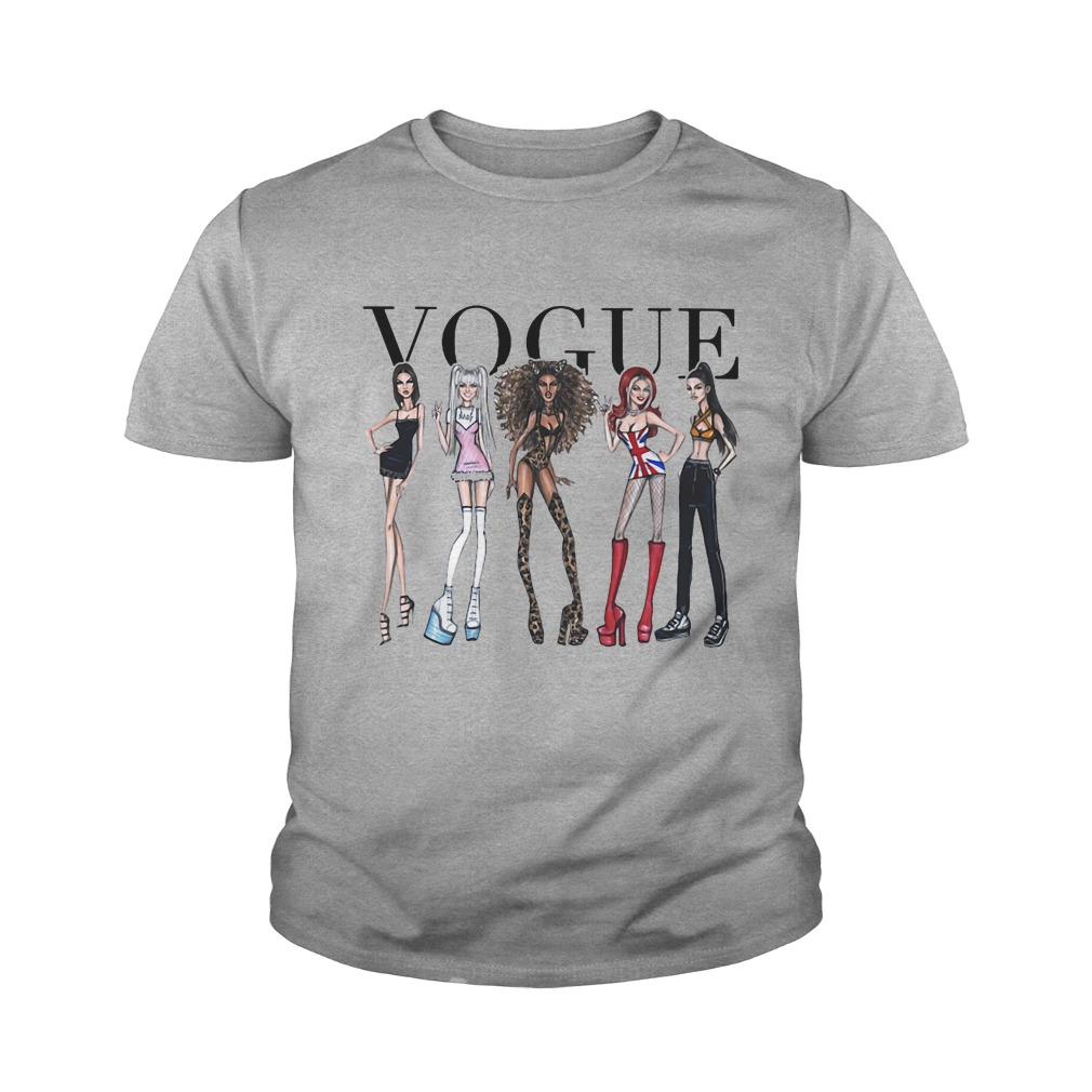 25598a7c8 Official Spice Girls Vogue sweater, hoodie and T-shirt