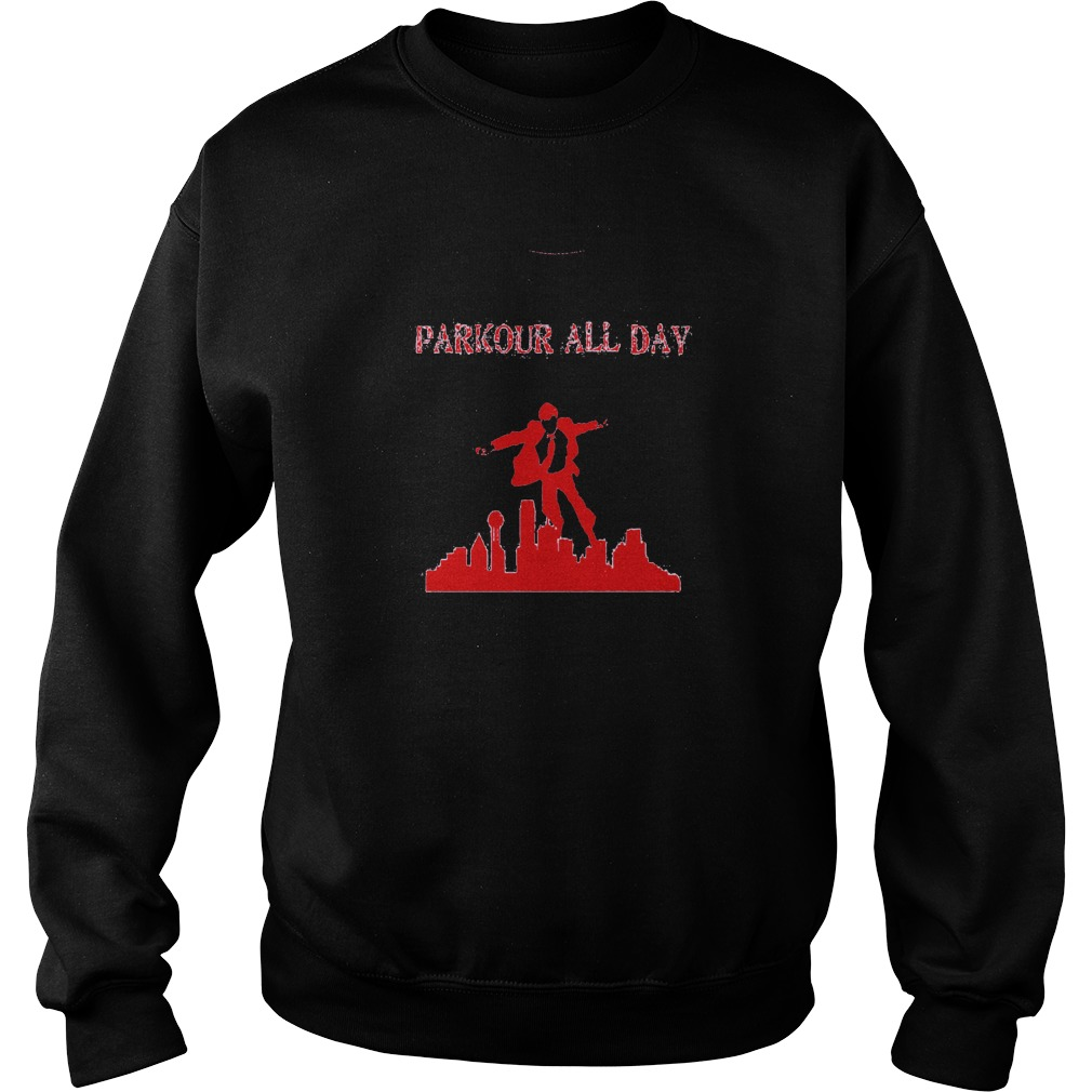 Parkour all Day Sweat Shirt