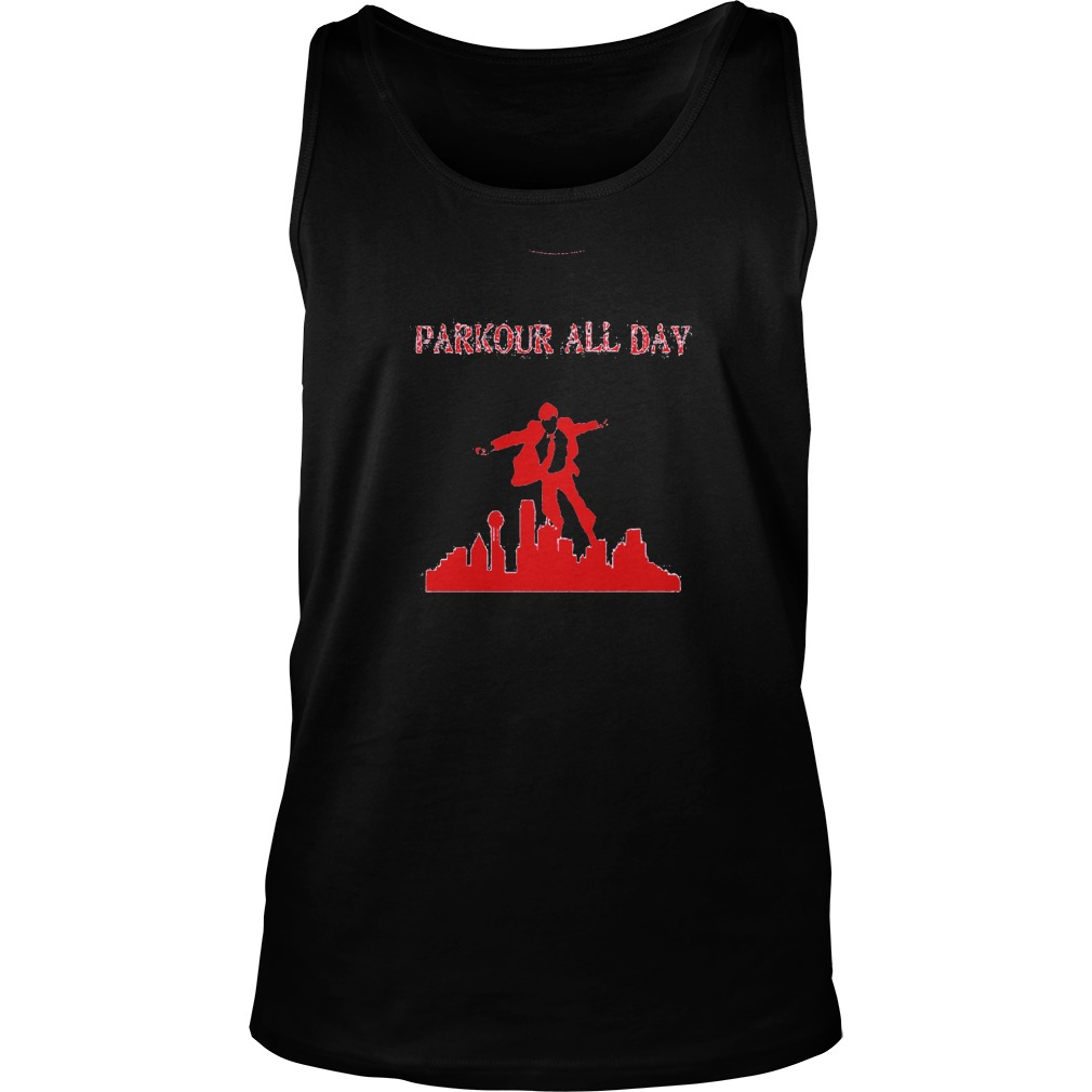 Parkour all Day Tank Top