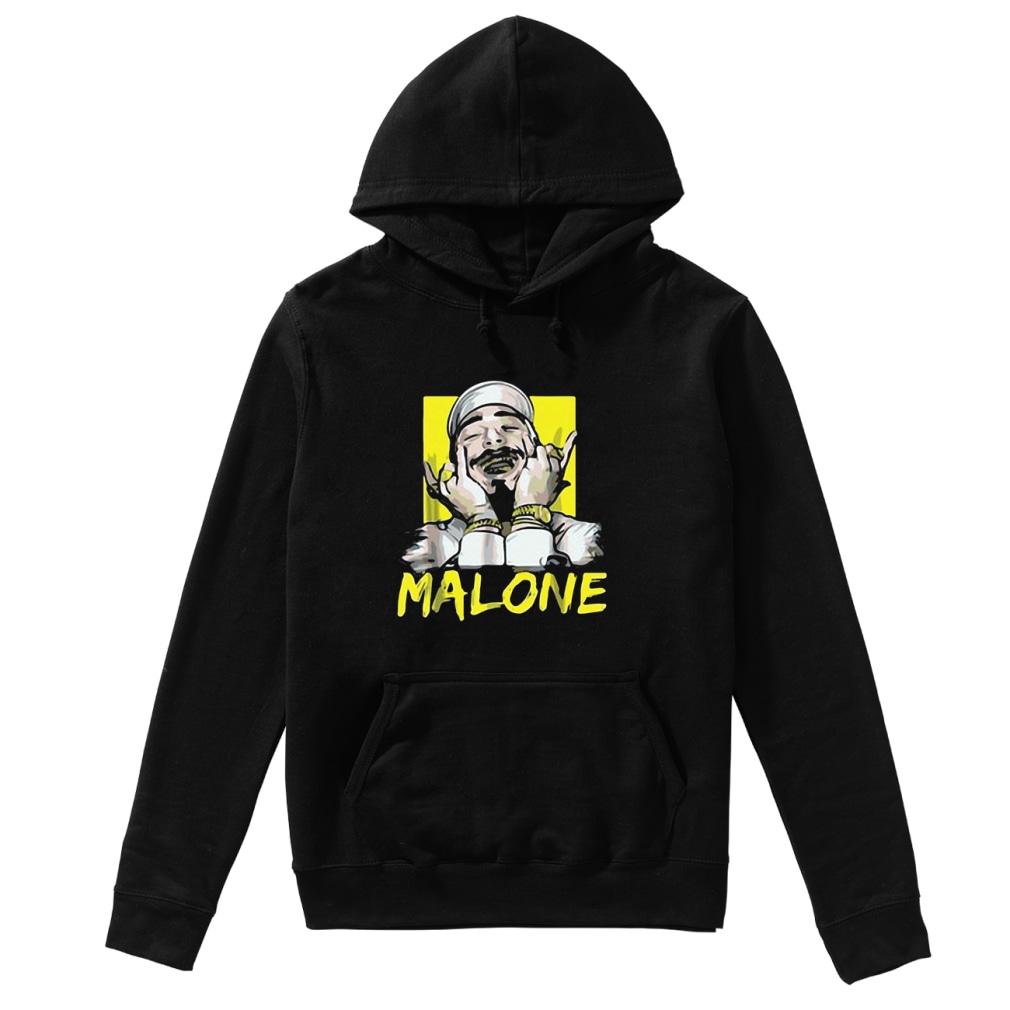 Rapper Post Malone shirt hoodie