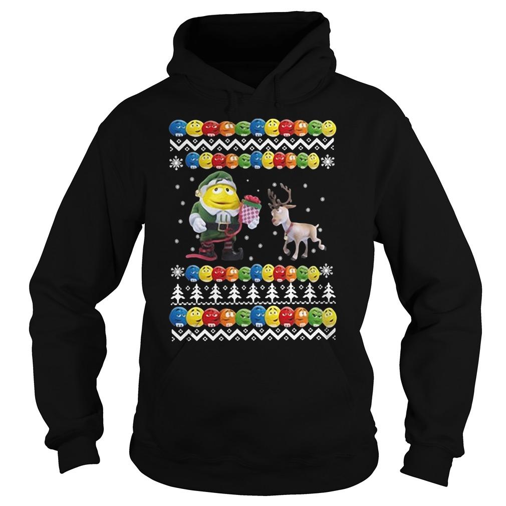 Reindeer christmas hoodie