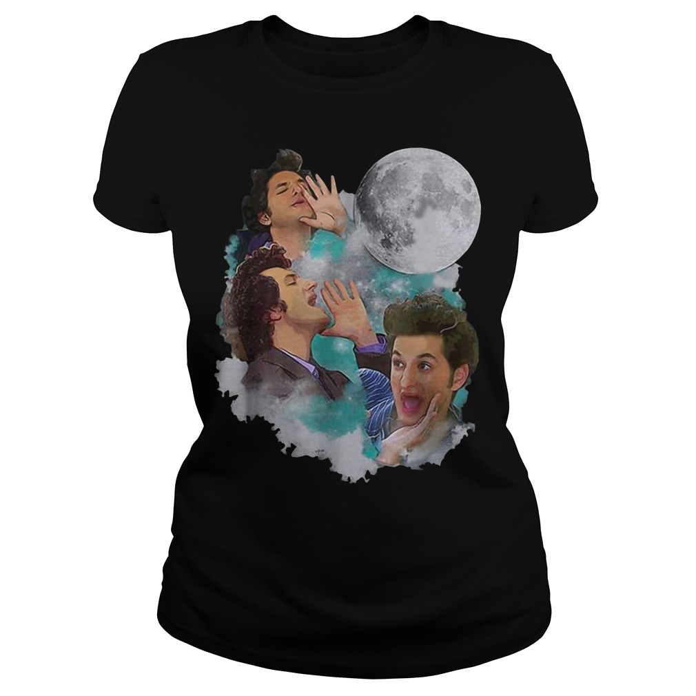 Three Jean Moon ladies tee